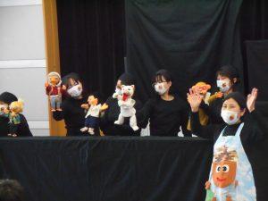 人形劇「ももたろう」2